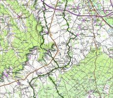 Brevet Emile Marchal de 75 km